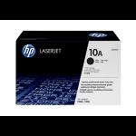 HP 10A Black Original LaserJet Toner Cartridge