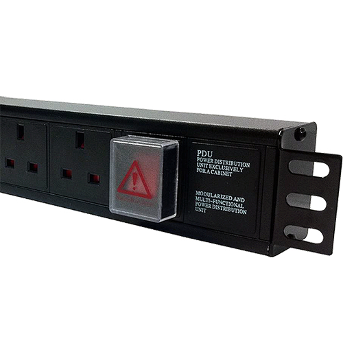 CABLENET PDU8H POWER DISTRIBUTION UNIT (PDU) 1.5U BLACK 8 AC OUTLET(S)