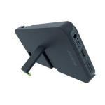 "Leitz 63700095 4"" Mobile phone cover Black mobile phone case"