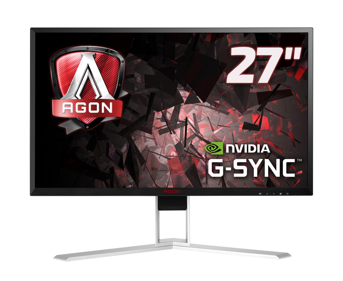 Desktop Monitor - AGON AG271QG - 27in - 2560x1440 (WQHD) - IPS 1ms