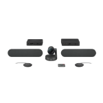 Logitech Rally video conferencing system 16 person(s) Ethernet LAN Group video conferencing system