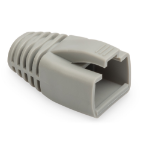 Digitus Kink Protection Sleeves, for 8P8C modular plugs solid cable with AWG 23, Color grey