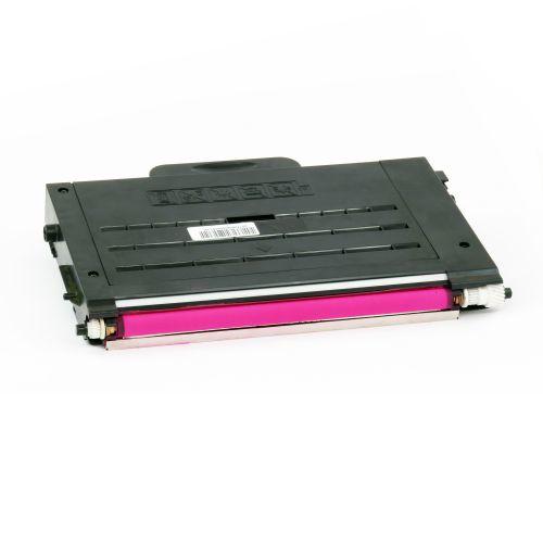 Remanufactured Samsung CLP-500D5M Magenta Toner Cartridge
