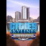 Paradox Interactive Cities: Skylines - Campus, PC Videospiel Standard Deutsch, Englisch, Französisch, Polnisch, Portugiesisch, Russisch