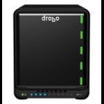 Drobo 5N2 NAS Desktop Ethernet LAN Black