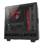 Gorilla Gaming LEVEL: 2.3 - Ryzen 5 3600X, 16GB RAM, 512GB NVMe SSD, 1TB HDD, RX 5700 XT