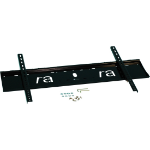 "Ra technology RA-114-LCD-HD 85"" Black flat panel wall mount"