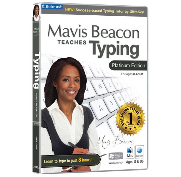 Avanquest Mavis Beacon Teaches Typing Platinum for Mac