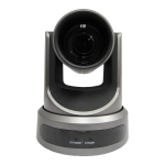 PTZOptics 20X 3G-SDI IP security camera Indoor Spherical 1920 x 1080 pixels Ceiling