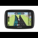"""TomTom Start 42 Europe navigator 10.9 cm (4.3"""") Touchscreen Handheld/Fixed Black 167 g"""