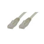 Microconnect CAT5e UTP 3m 3m Cat5e U/UTP (UTP) Grey networking cable