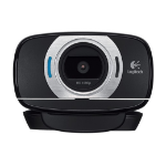 Logitech C615 webcam 1920 x 1080 pixels USB 2.0 Black,Silver