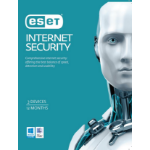 Eset Internet Security OEM 3 Devices 1 Year Download Physical Printed Card