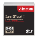 Imation Black Watch Super DLTtape 2 Cartridge 300/600GB