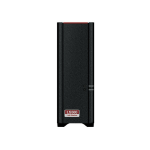 Buffalo LinkStation 510D Ethernet LAN Compact Black NAS