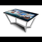 "NEC MultiSync X651UHD-2 IGT Digital signage flat panel 65"" LED 4K Ultra HD Black"