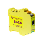 Brainboxes ED-527 electrical relay Yellow