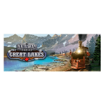 Kalypso Railway Empire: The Great Lakes Video game downloadable content (DLC) PC