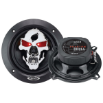 BOSS SK553 3-way 275W car speaker