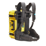 B&W BPS/5000 strap Equipment case Black