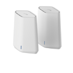 Netgear Orbi Pro WiFi 6 Mini AX1800 Mesh System Pack of 2 (SXK30)