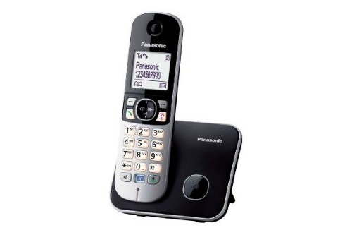 Panasonic KX-TG6811 DECT PHONE - SINGLE