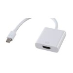 Link Depot LD-ADT-MD-HD cable interface/gender adapter HDMI Mini DisplayPort White
