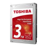 Toshiba P300 3TB 3000GB Serial ATA III hard disk drive