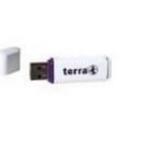 Wortmann AG USBee 16GB USB 2.0 Type-A White USB flash drive