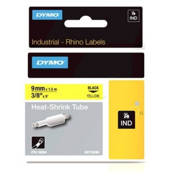 DYMO 18054 (S0718290) EMBOSSING TAPE, 9MM X1,5M