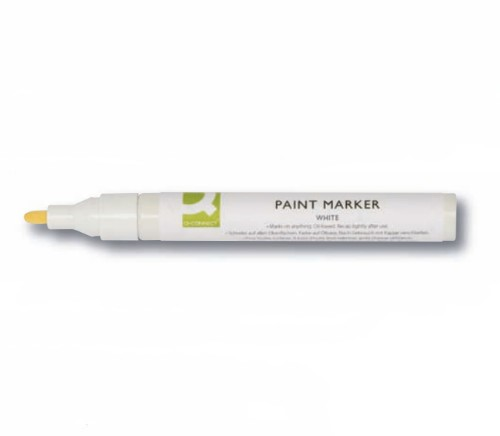 Q-CONNECT KF14452 paint marker White 1 pc(s)