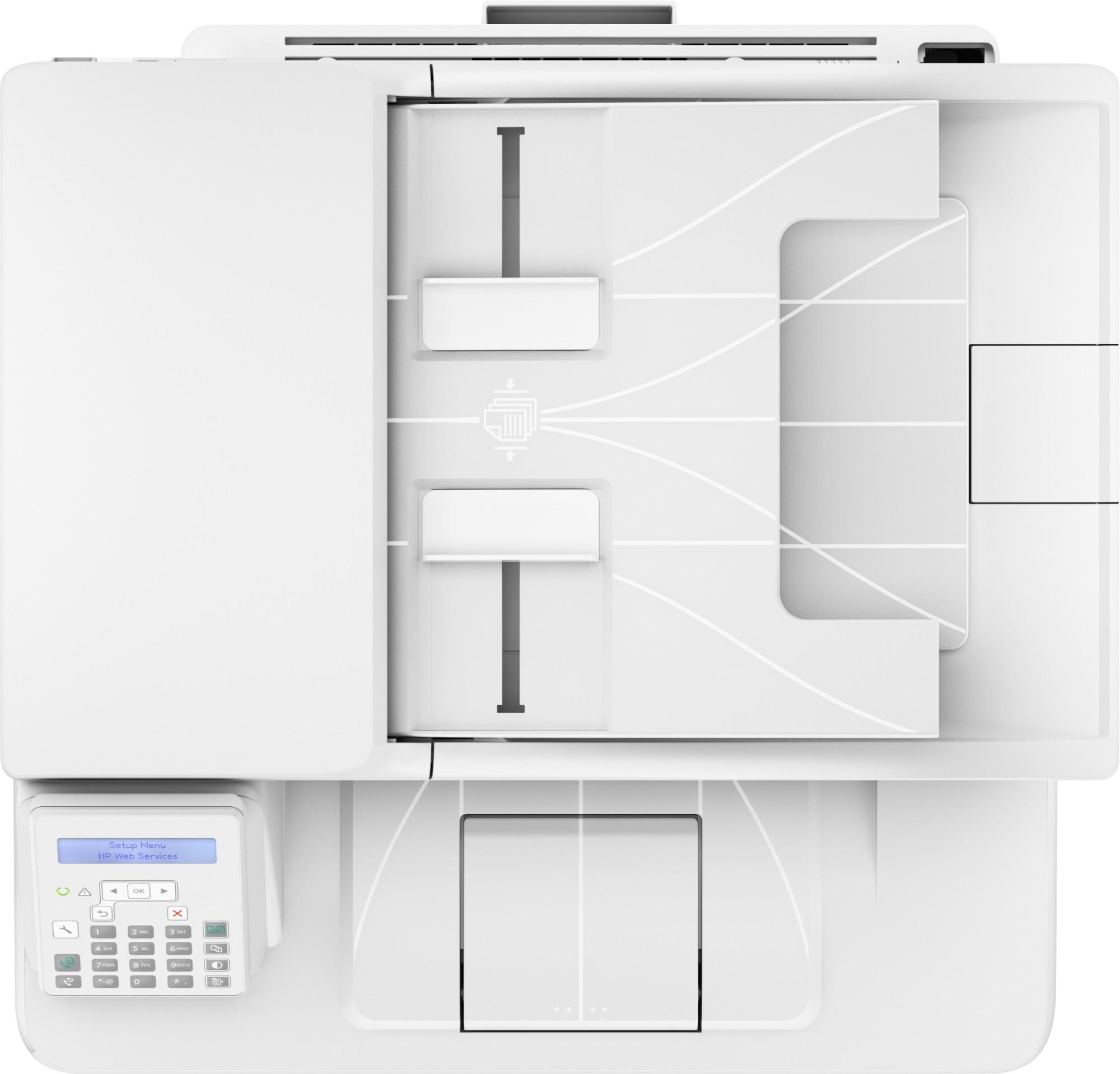 HP LaserJet Pro M227fdn Laser 1200 x 1200 DPI 30 ppm A4