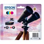 Epson C13T02W64010 (502XL) Ink cartridge multi pack, 9,2ml + 3x6,4ml, Pack qty 4