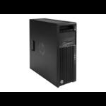 HP Z 440 MT 3.6GHz E5-1650V4 Mini Tower Black
