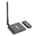 Tripp Lite B126-1D1-WHD1 AV extender AV transmitter & receiver Black