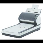 Fujitsu fi-7280 Flatbed & ADF scanner 600 x 600 DPI A4 Black, White