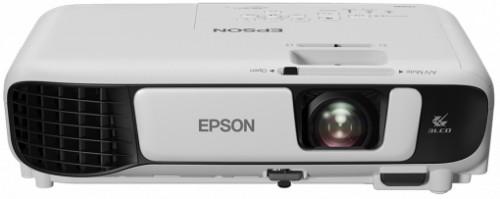 Epson EB-W42 3600ANSI lumens 3LCD WXGA (1280x800) Black, White data projector