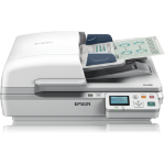 Epson WorkForce DS-6500N Flatbed scanner 1200 x 1200 DPI A4 White