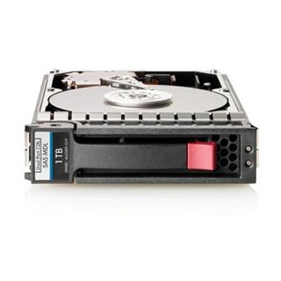 """HP 1TB 3G SAS 7.2K rpm LFF (3.5-inch) Dual Port Midline 1yr Warranty Hard Drive 3.5"""" 1000 GB HDD"""
