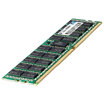 Hewlett Packard Enterprise 4GB (1x4GB) Single Rank x8 DDR4-2133 CAS-15-15-15 Registered Standard Memory Kit memory module