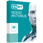 Eset NOD32 Antivirus 3 Devices 1 Year Retail Physical Printed Download Card