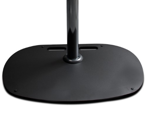 B-Tech Medium Floor Base for Display Stands