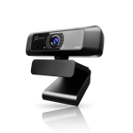 j5create JVCU100 webcam 2.07 MP 1920 x 1080 pixels USB Black