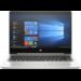 "HP ProBook 445R G6 Notebook Silver 35.6 cm (14"") 1366 x 768 pixels AMD Ryzen 5 8 GB DDR4-SDRAM 256 GB SSD Wi-Fi 5 (802.11ac) Windows 10 Pro"