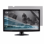 "Dicota D31246 22"" Monitor Frameless display privacy filter"
