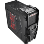 Aerocool Mechatron Midi-Tower Black computer case