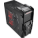 Aerocool Mechatron Midi-Tower Black computer case