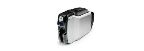 Zebra ZC300 plastic card printer Dye-sublimation/Thermal transfer Colour 300 x 300 DPI Wi-Fi