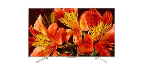 """Sony KD-49XF8577 124.5 cm (49"""") 4K Ultra HD Smart TV Wi-Fi Silver"""