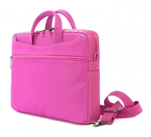 "Tucano WorkOut 2 13"" Briefcase Pink"